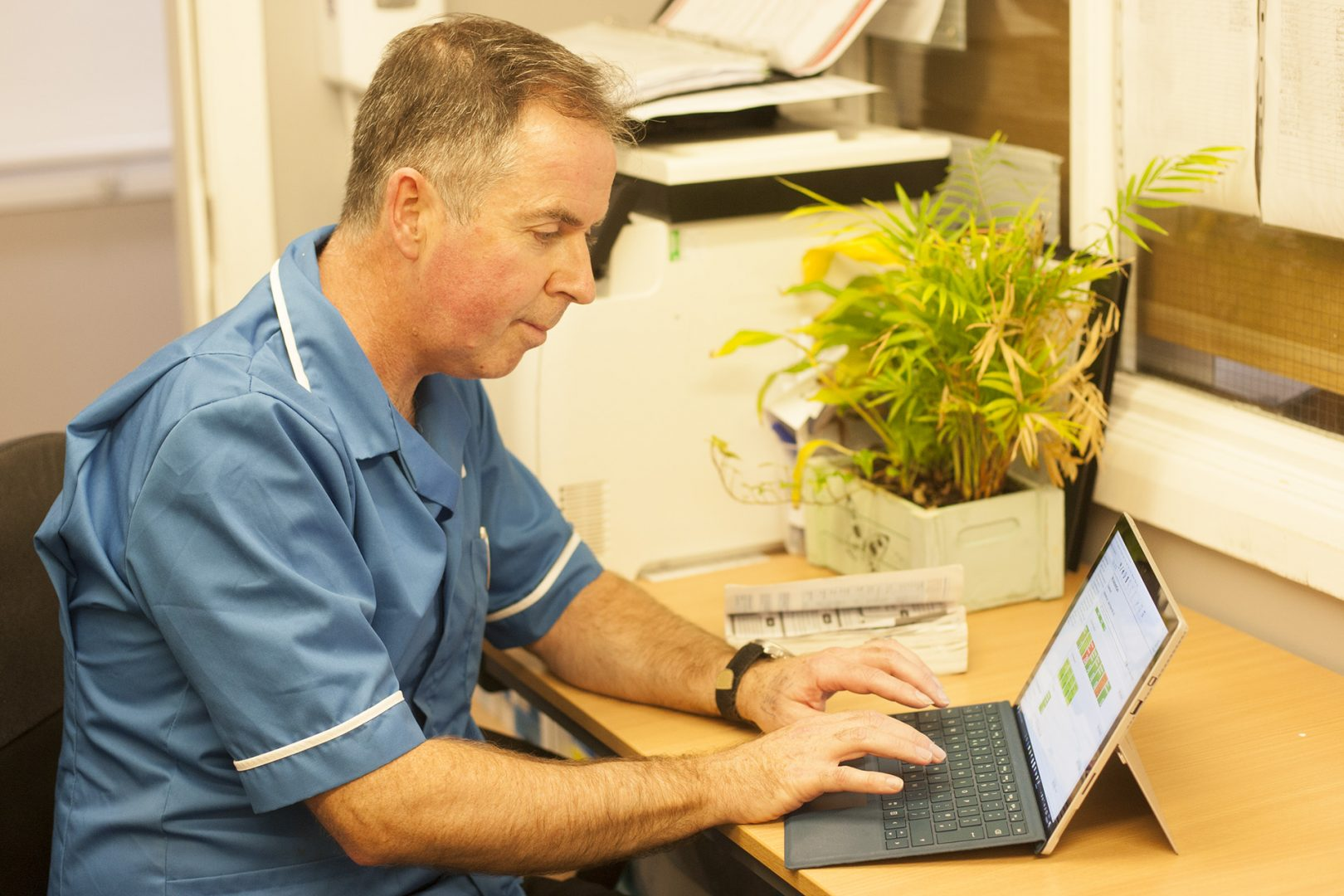 New Electronic Care Management System Boosts CQC Inspection Results