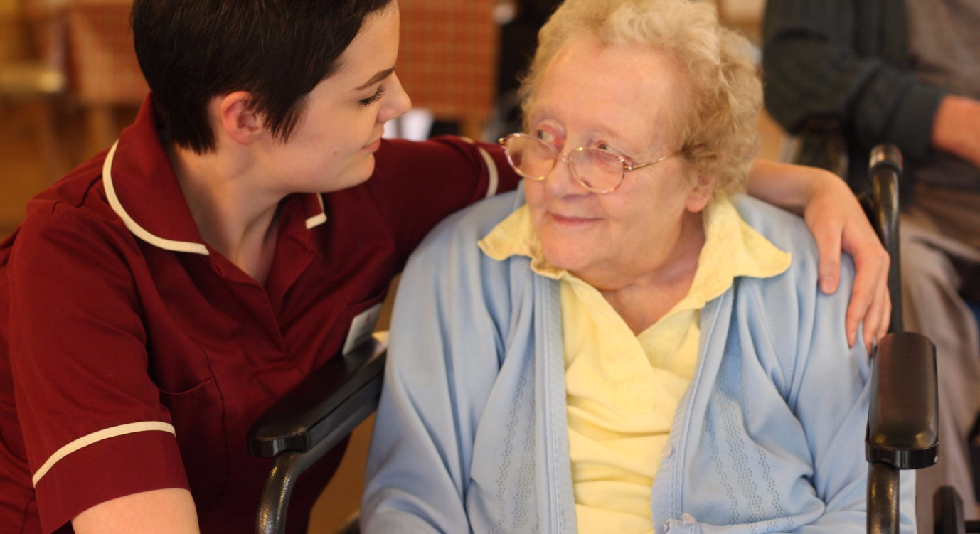 Working in a Care Home. What makes it so rewarding?