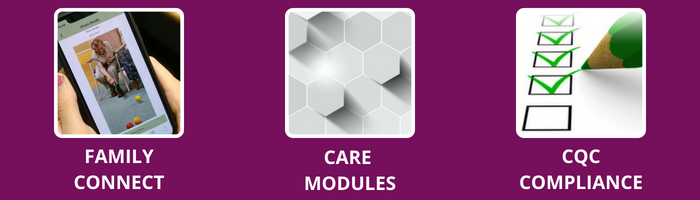 Modules for carers